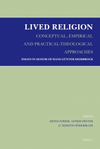 ived Religion - Conceptual, Empirical and Practical-Theological Approaches